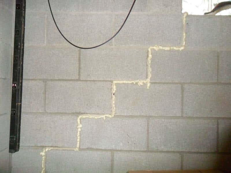 cracked foundation repair contractors located in green ohiogarrett